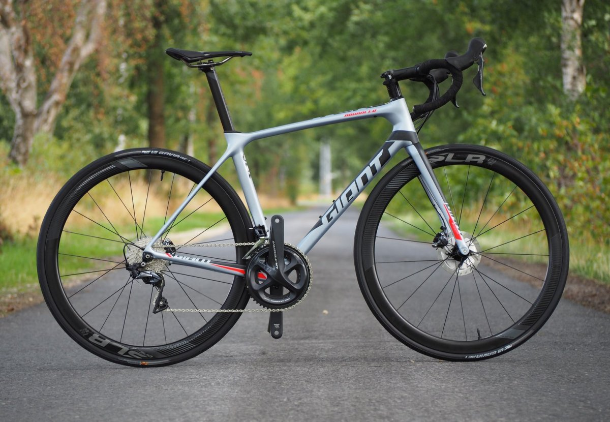Test: Giant TCR Advance Pro Disc
